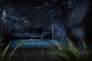 betonnen zwemvijver